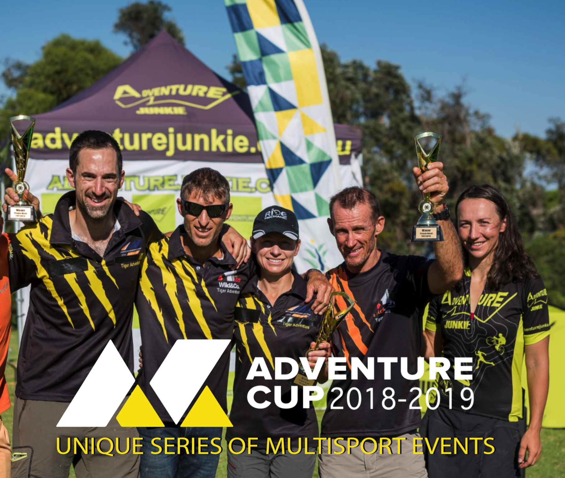 adventure cup the winners