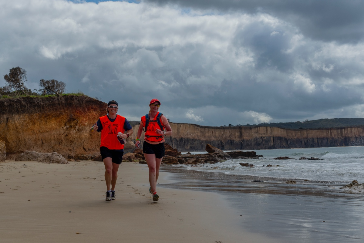 anglesea sprint series 18 coastal run girls