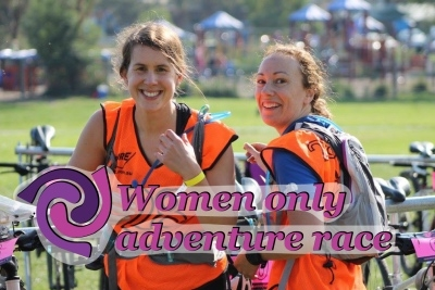 Women only Adventure race